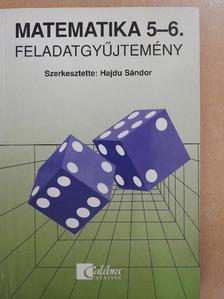 Dr. Czeglédy István - Matematika 5-6. [antikvár]