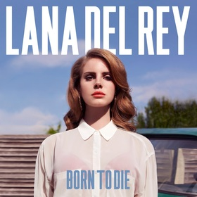 BORN TO DIE CD LANA DEL REY