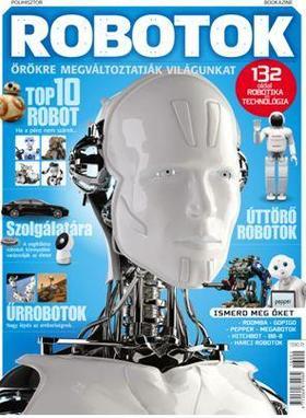 ROBOTOK - BOOKAZINE