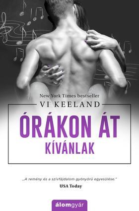 Vi Keeland - Órákon át kívánlak