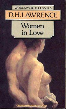 Lawrence D.H. - Women in Love [antikvár]