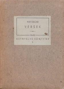 NIETZSCHE - Versek [antikvár]