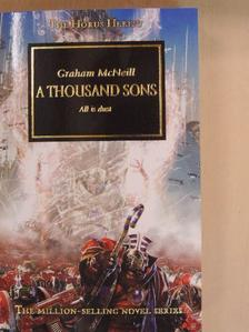Graham McNeill - A Thousand Sons [antikvár]