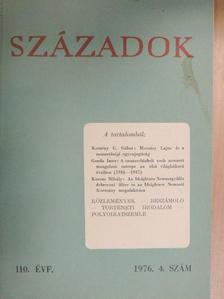 Andrei Otetea - Századok 1976/4. [antikvár]