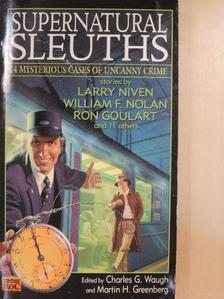 Larry Niven - Supernatural Sleuths [antikvár]