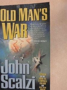 John Scalzi - Old Man's War [antikvár]