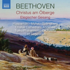 BEETHOVEN - CHRISTUS AM ÖLBERGE CD SEGERSTAM