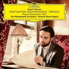 RACHMANINOV - DESTINATION RACHMANINOV - PIANO CONCERTOS 1 & 3 2LP TRIFINOV