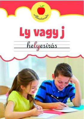 Szalay Könyvkiadó - Almatanoda - Ly vagy J - Helyesírás