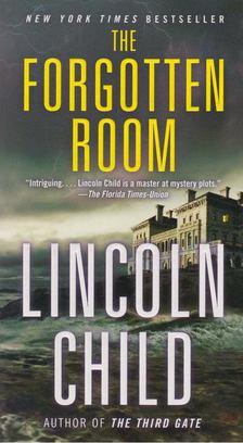 Lincoln Child - The Forgotten Room [antikvár]