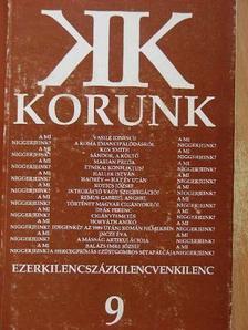 Balázs Imre József - Korunk 1999. szeptember [antikvár]
