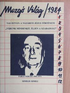Béla Dénes Novák - Mozgó Világ 1984. szeptember [antikvár]