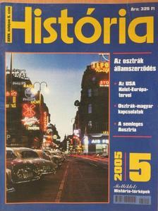 Borhi László - História 2005/5. [antikvár]