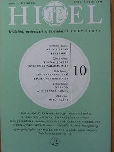 Bakonyi István - Hitel 2004. október [antikvár]