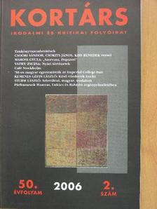 Alföldy Jenő - Kortárs 2006. február [antikvár]