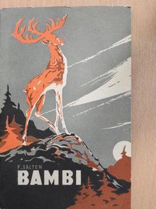 Felix Salten - Bambi [antikvár]