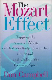 Don Cambell - The Mozart Effect [antikvár]