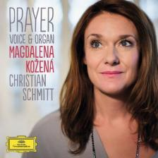 SCHUBERT, BACH, WOLF, RAVEL, BIZET, PURCEL - PRAYER - VOICE & ORGAN CD MAGDALENA KOZENA