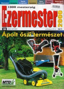 Perényi József - Ezermester 2000 2005. október [antikvár]