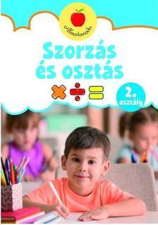 Szalay Könyvkiadó - Almatanoda: Szorzás és osztás