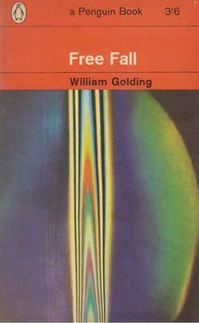 William Golding - Free Fall [antikvár]