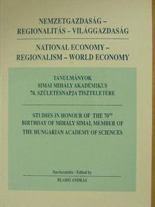 Benczes István Zsolt - Nemzetgazdaság - Regionalitás - Világgazdaság [antikvár]