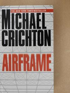 Michael Crichton - Airframe [antikvár]
