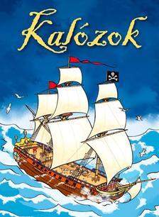 Cat Clarke - Kalózok - Kis könyvtár