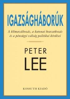 PETER LEE - Igazságháborúk [eKönyv: epub, mobi]
