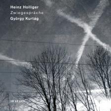HOLLIGER, KURTÁG - ZWIEGESPRACHE CD HOLLIGER