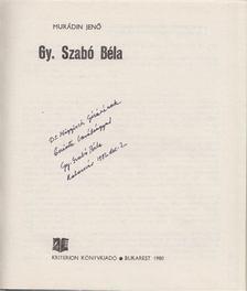 Murádin Jenő - Gy. Szabó Béla (dedikált) [antikvár]