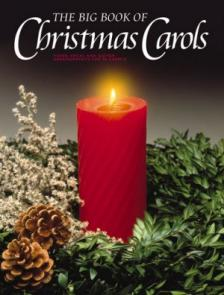 THE BIG BOOK OF CHRISTMAS CAROLS. PIANO, VOCAL AND GUITAR ARR. FOR 50 CAROLS