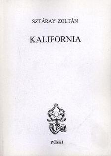 Sztáray Zoltán - Kalifornia [antikvár]