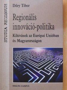 Dőry Tibor - Regionális innováció-politika [antikvár]