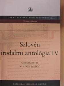Ales Debeljak - Szlovén irodalmi antológia IV. [antikvár]