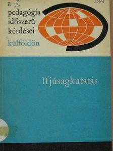 Antonina Gurycka - Ifjúságkutatás [antikvár]