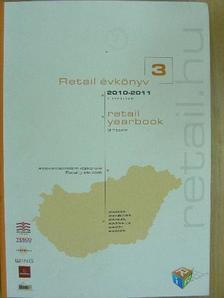 Fábián Attila - Retail évkönyv 2010-2011 [antikvár]