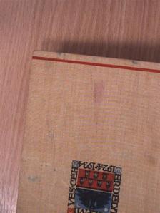 """Áprily Lajos - """"24 kötet az Erdélyi Szépmíves Céh 10 éves jubileumára kiadott díszkiadás sorozatból (nem teljes sorozat)"""" [antikvár]"""