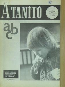 C. Neményi Eszter - A Tanító 1983. november [antikvár]