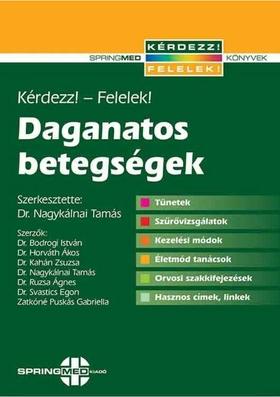 BODROGI ISTVÁN DR. - HORVÁTH Á - Daganatos betegségek
