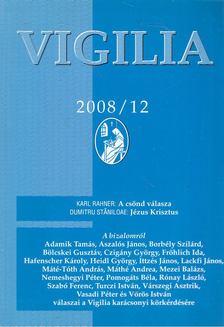 Lukács László - Vigilia 2008/12 [antikvár]