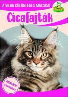 Szalay Könyvkiadó - Cicafajták - A világ különleges macskái