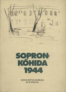 Szabó Éva - Sopronkőhida - 1944 [antikvár]