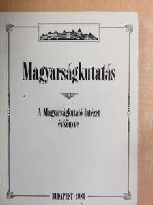 Arday Lajos - Magyarságkutatás 1989 [antikvár]