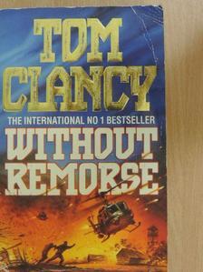 Tom Clancy - Without remorse [antikvár]