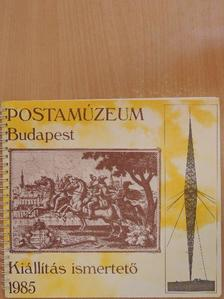 Kozma Gyula - Postamúzeum [antikvár]