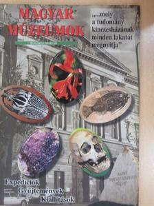 Balázs György - Magyar Múzeumok 1996. tél [antikvár]