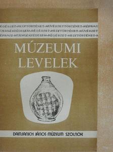 Bagi Gábor - Múzeumi levelek 49-50. [antikvár]
