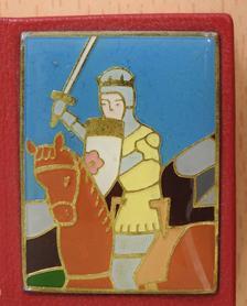 Szegfű László - A trónviszályok korának uralkodói (minikönyv) - Plakettel [antikvár]