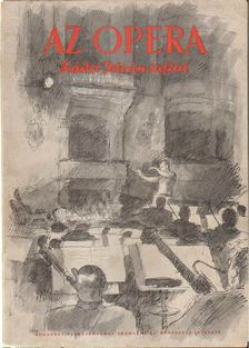 Márkus László - Az opera [antikvár]